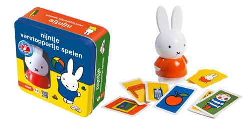 Speelgoed van het jaar 2012 - Nijntje Verstoppertje Spelen