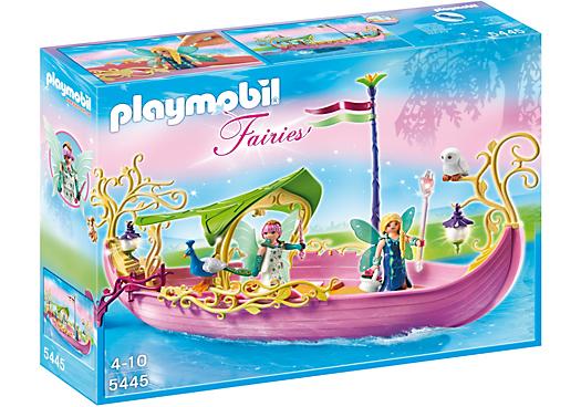 Playmobiel Fairies Praalschip van de Koningin