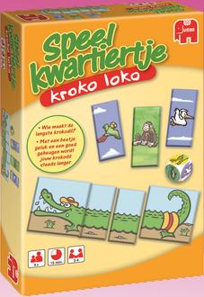 Speelkwartiertje Kroko Loko - Jumbo