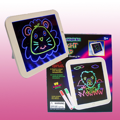 Glow Pad Blacklight