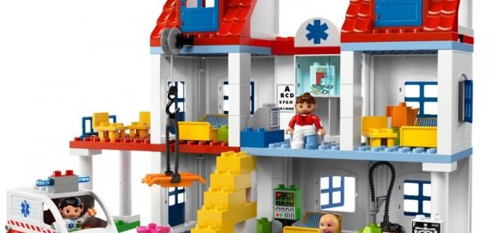 LEGO Duplo Groot Ziekenhuis
