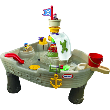Recensie Little Tikes Watertafel Piratenboot