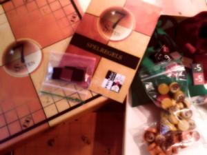 Seven Boardgame