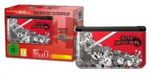 Super Smash Brosh for Nintendo 3DS