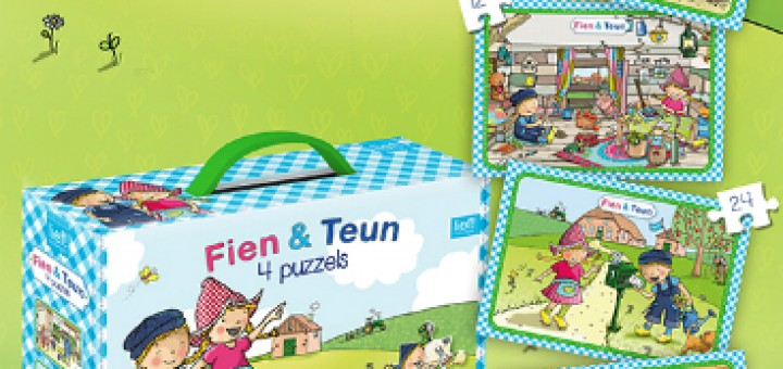 Recensie Fien & Teun 4 Puzzels