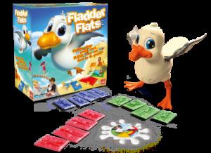 Recensie Fladder Flats Spel