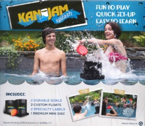 Recensie KanJam Splash Game Set
