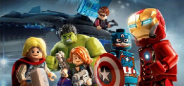 Nieuwe LEGO Videogames