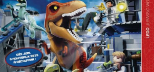 Recensie LEGO Jurassic World 3DS