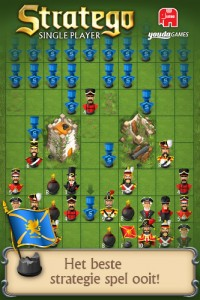 Stratego Single Player App Screenshot