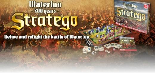 Recensie Stratego Waterloo 200 Years