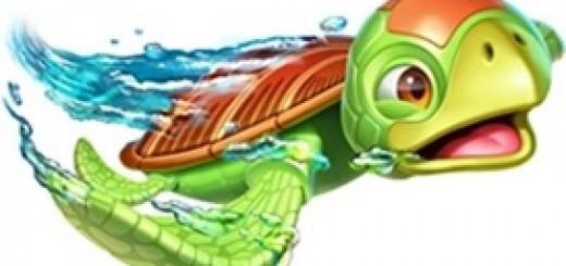 Recensie Robo Turtle Playset
