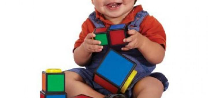Recensie Rubik's Stackable Cubes