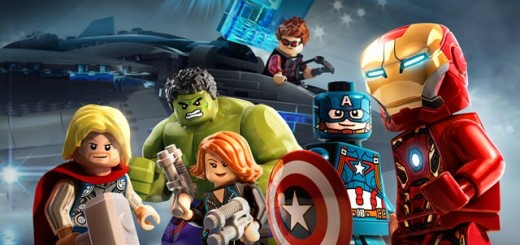 Video: LEGO Marvel's Captain America Civil War Character Pack