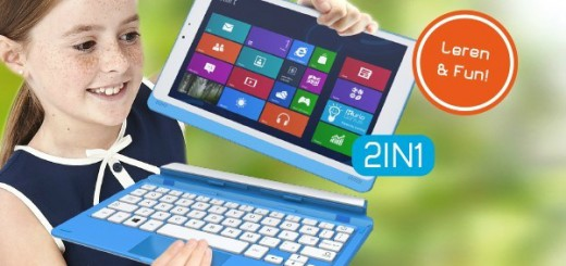 Kurio Smart 2-in-1 Laptop en Tablet
