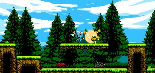 Shovel Knight Screen Shot