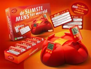 De Slimste Mens ter Wereld – Het Bordspel