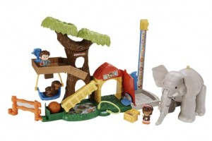 Little People Zoo Collectie