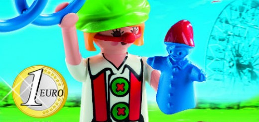 Adopteer een PLAYMOBIL CliniClown