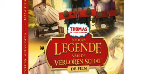 Thomas de Stoomlocomotief – Sodors Legende van de Verloren Schat