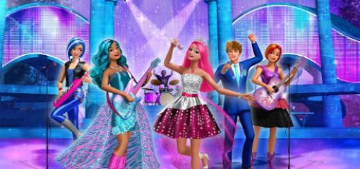 arbie in Prinses in het Popsterrenkamp