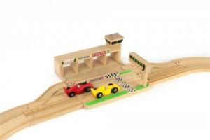 Recensie Ikonic Toys Houten Racebaan