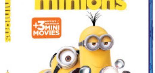 Win actie Minions DVD