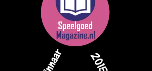 Winnaars SpeelgoedMagazine.nl Awards 2015