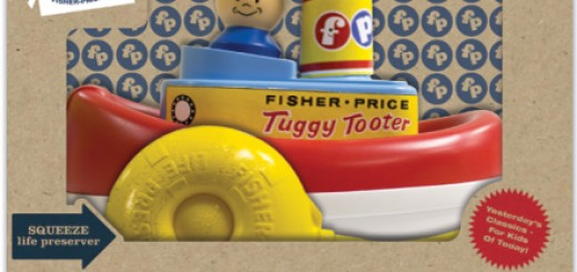 FIsher-Price Classic Toys