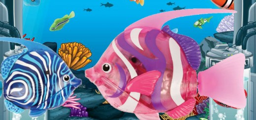 Recensie Robo Fish Deep Sea
