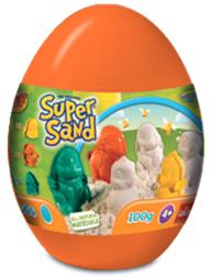 Recensie Super Sand Eggs