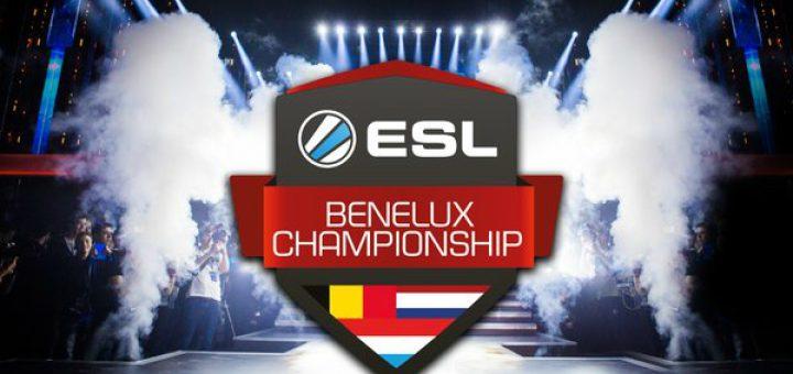 ESL Benelux Championship Banner