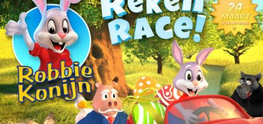 Win actie App Robbie Reken Race