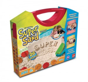 Recensie Super Sand Suitcase ABC