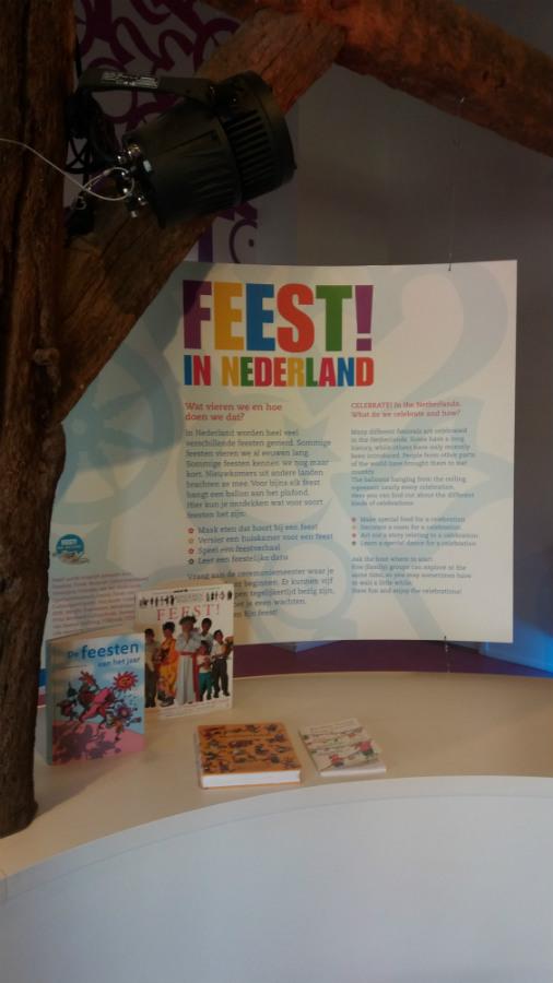 Nederlands Openluchtmuseum te Arnhem Feest in Nederland