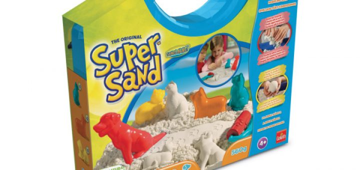 Recensie Super Sand Suitcase Cats & Dogs
