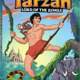 DVD Tarzan Lord of the Jungle