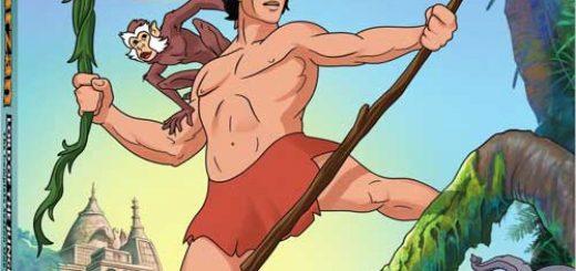 DVD Tarzan Lord of the Jungle