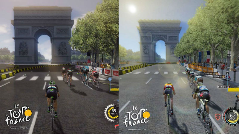 Game Tour de France 2016 Screenshot