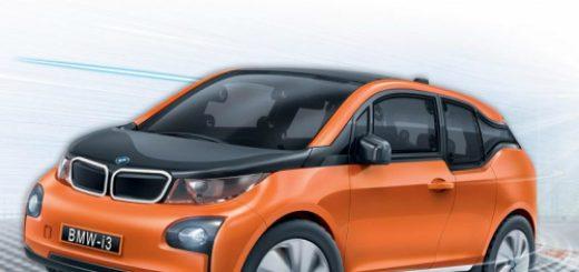 Recensie BanBao BMW i3