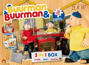 Buurman & Buurman 3 in 1 Box Banner