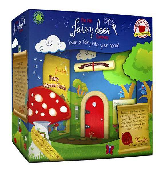 Recensie fairy door for Poppenhuis kind 2 jaar