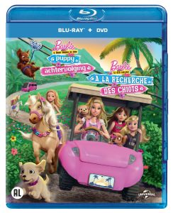 Win actie Barbie & Her Sisters in the Puppy Chase