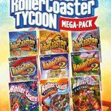 Recensie RollerCoaster Tycoon Mega Pack