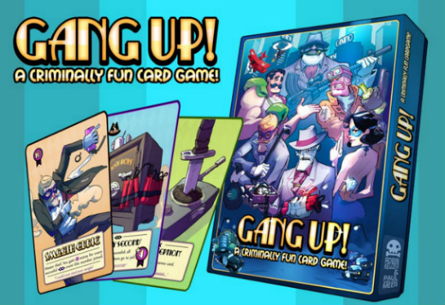 Recensie Gang Up