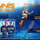 Tennis World Tour Legends Edition 2018