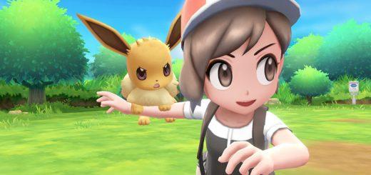 Pokémon spellen voor Nintendo Switch