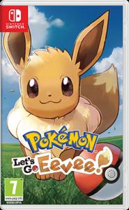 Pokémon: Let's Go, Eevee