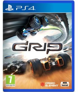 Recensie Grip Combat Racing PS4