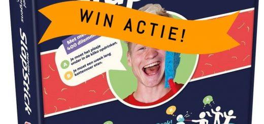 Win actie Kalvijns SlapStick